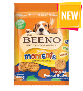 BEENO Moments Peanut Butter 300 g Large