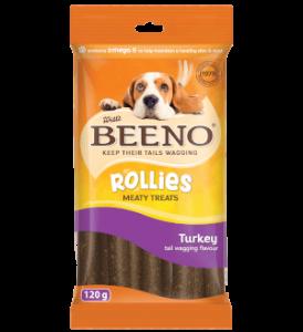 Beeno Rollies Turkey 120g
