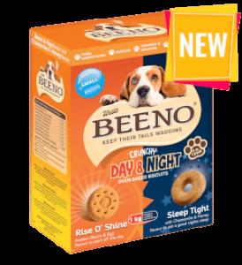 BEENO Day & Night Bacon & Egg & Honey & Chamomile 1KG Small