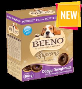 BEENO Doggy Doughnuts Supreme 500g Small