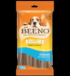 Beeno Rollies Chicken 120g