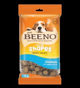 Beeno Shapes Chicken 120g